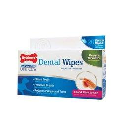 Nylabone Advanced Oral Care Dental Wipes 20ct box