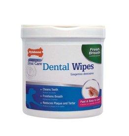 Nylabone Advanced Oral Care Dental Wipes 50ct canister