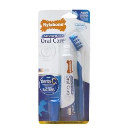Nylabone Advanced Oral Care Dog Dental Kit
