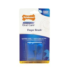 Nylabone Advanced Oral Care Finger Brush 2 ct