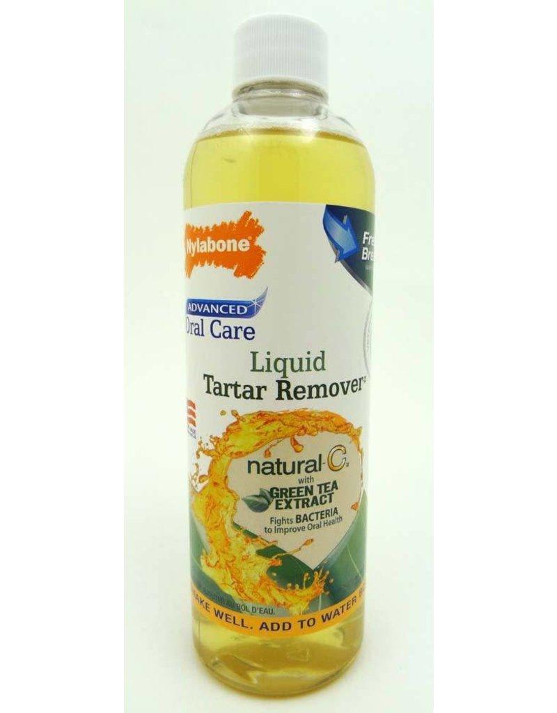 Nylabone Advanced Oral Care Natural Liquid Tartar Remover 12oz
