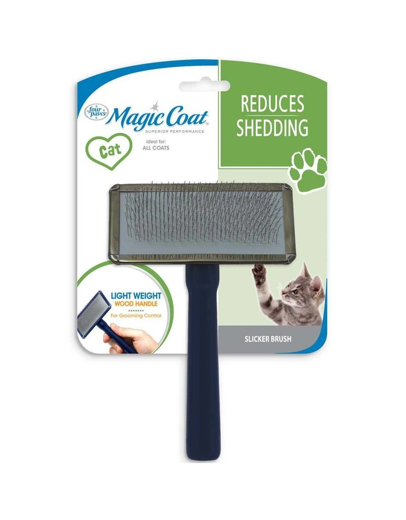 Magic Coat Tender Touch Slicker Wire Brush  for Cats