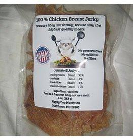Happy Dog Nutrition Chicken Breast Jerky