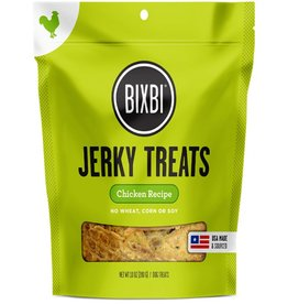 Bixbi Dog Treat Jerky Chicken 10oz