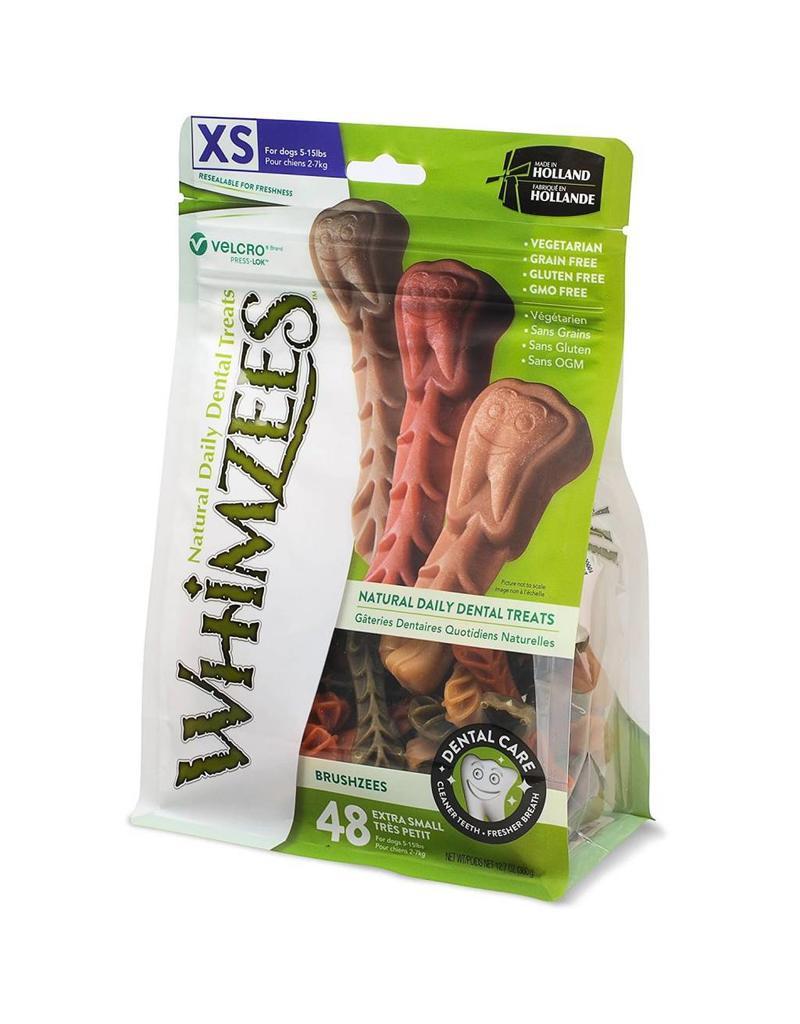 Whimzee XS Brushzees 48ct