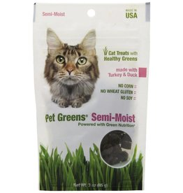 Pet Greens Cat Greens Turkey and Duck 3oz