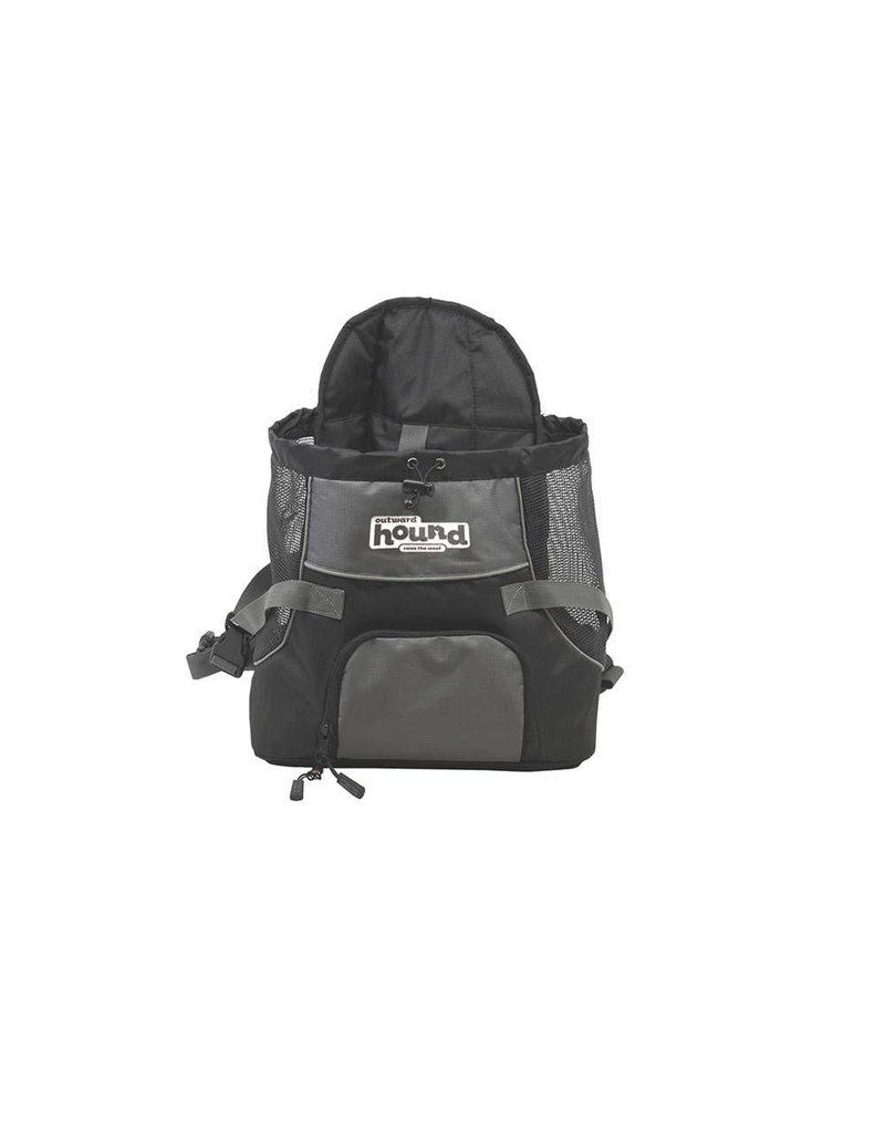 Outward Hound Pooch Pouch Front Carrier Gray Medium