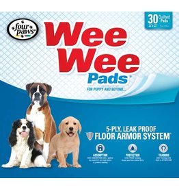 Four Paws Wee Wee Pads 30pk