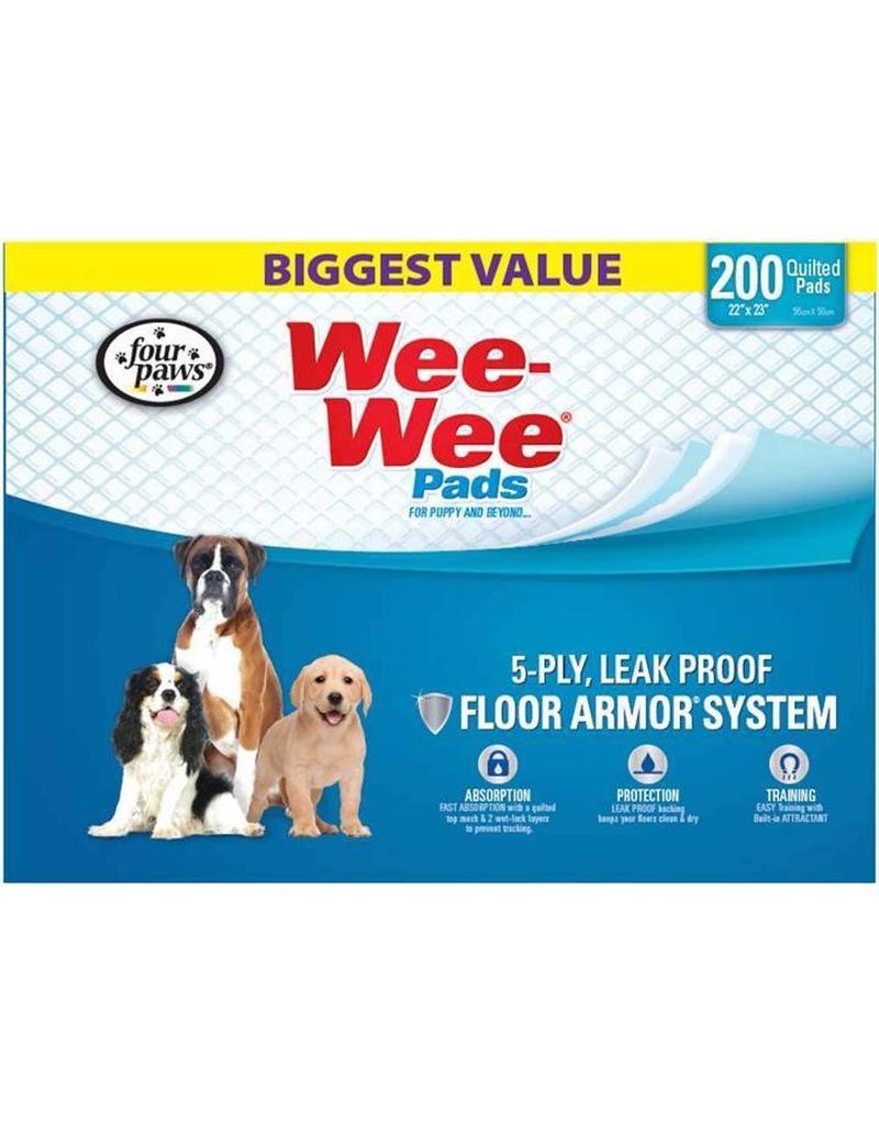 Wee-Wee Pee Pads 200ct