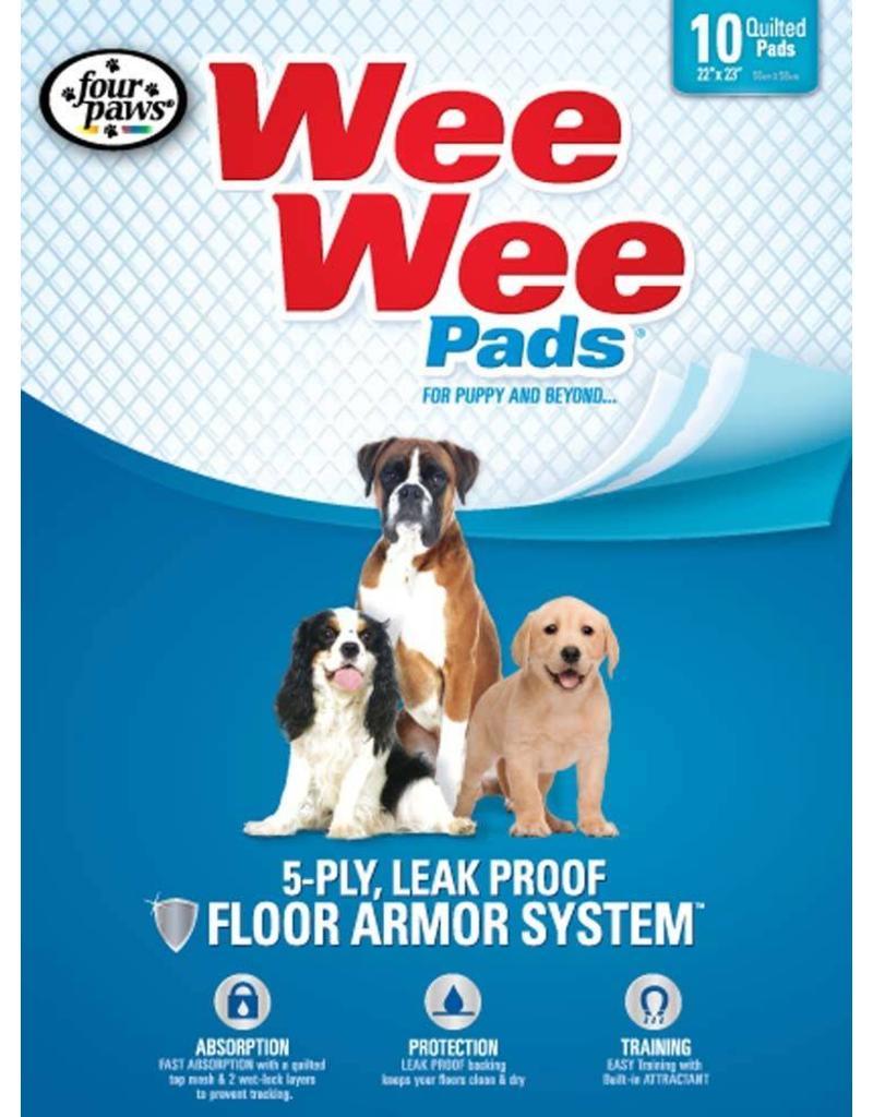 Wee-Wee Pee Pads 10ct