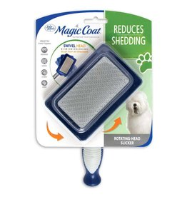 Magic Coat Rotating Head Slicker Brush