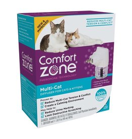 Comfort Zone Cat Multi-Cat Diffuser 1Pk