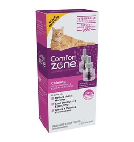 Comfort Zone Cat F3 Calming Refill 2Pk