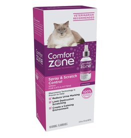 Comfort Zone Cat F3 Calming Spray 4oz