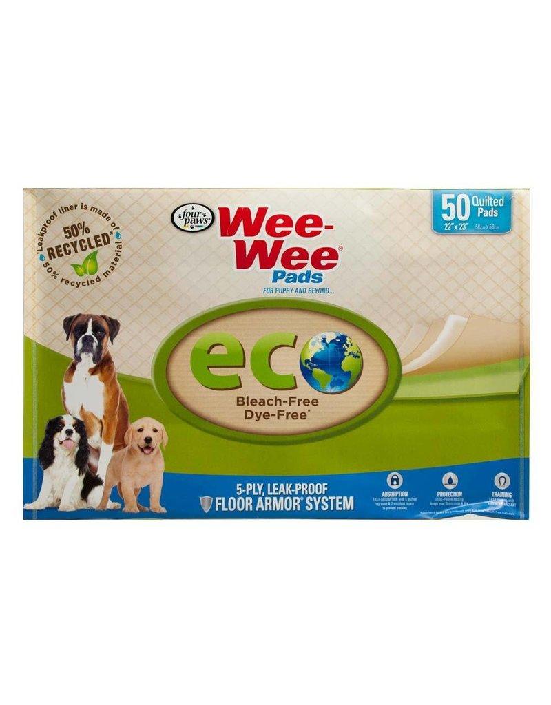 Wee-Wee Eco Pee Pad 50ct
