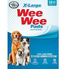 Wee-Wee Pee Pads X-Large 14ct