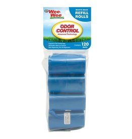 Four Paws Wee-Wee Odor Control Bag 120ct