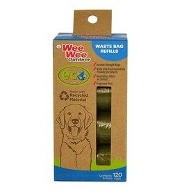 Wee-Wee Eco Poop Bags 120ct