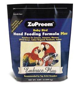 ZuPreem Embrace Plus Hand-Feeding Formula 5lb