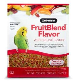 ZuPreem FruitBlend Flavor Small 2lb