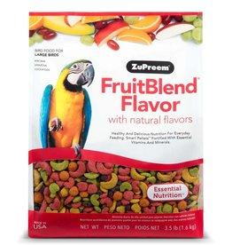 ZuPreem FruitBlend Flavor Large 3.5lb