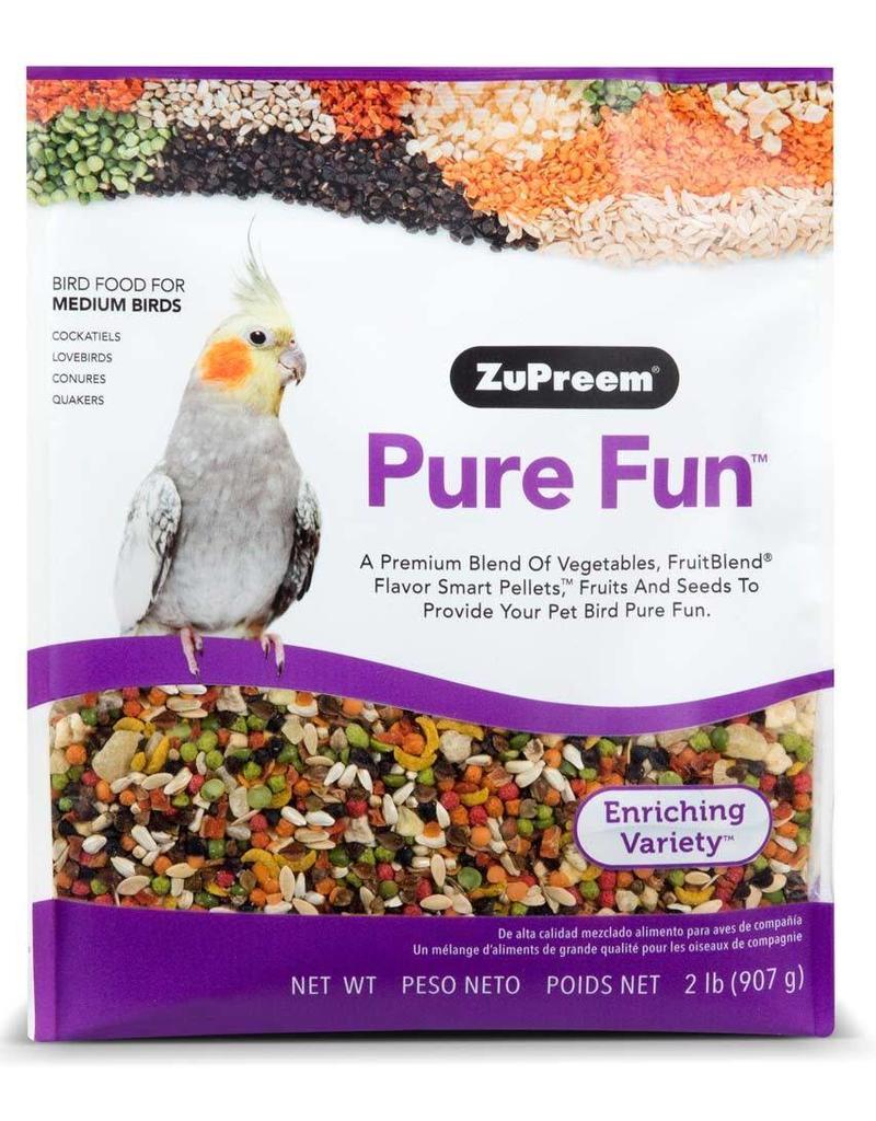 ZuPreem Pure Fun for Medium Birds 2lb