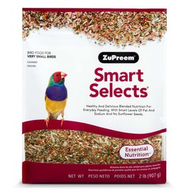 ZuPreem Smart Selects Canary/Finch 2lbs