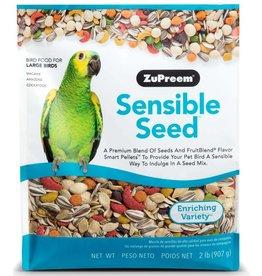 ZuPreem Sensible Seed Bird Food for Large Birds 2lb