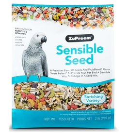 ZuPreem Sensible Seed for Parrots & Conures 2lb