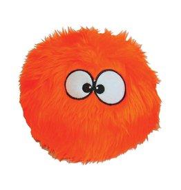 GoDog Orange Furballz with Chew Guard, Large