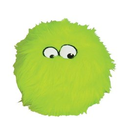 GoDog Lime Furballz with Chew Guard, Large