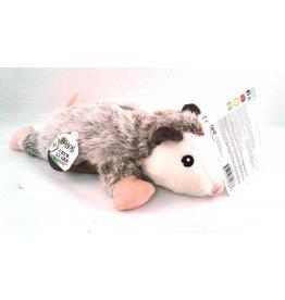 GoDog Flatz With Chew Guard Large-Opossum