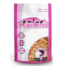 Pure Bites Salmon Entry Size Cat Treat .49oz