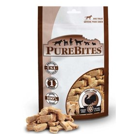 Pure Bites Freeze Dried Turkey Breast Dog Treat 2.47oz