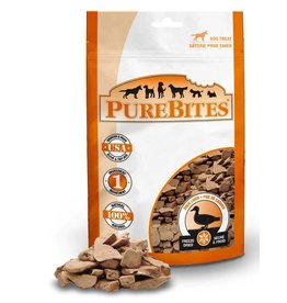 Pure Bites Freeze Dried Duck Dog Treats 2.6oz