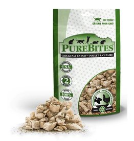 Pure Bites Chicken Breast & Catnip Cat Treats 1.3oz