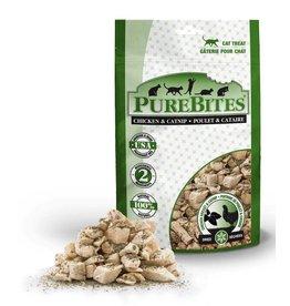 PureBites Freeze-Dried Chicken Breast & Catnip 1.3oz