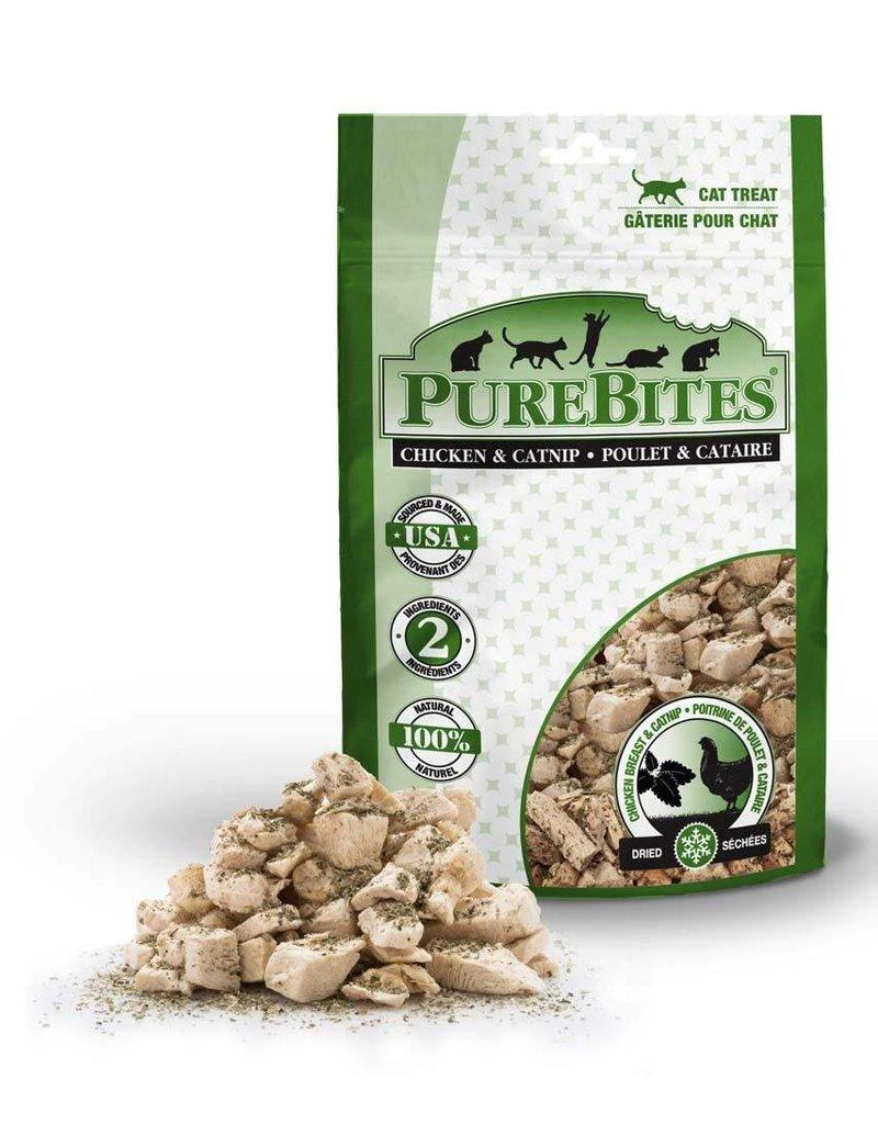 Pure Bites Chicken Breast & Catnip Cat Treats 1.3oz