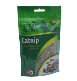 Multipet North American Catnip Gusseted Bag .5oz