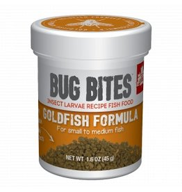 Fluval Bug Bites Small to Medium Goldfish Granules 1.6oz