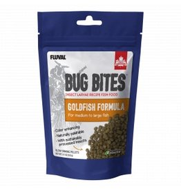 Fluval Bug Bites Medium to Large Goldfish Pellets 3.5oz