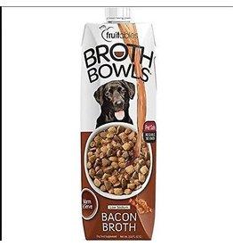 Fruitables Broth Bowl Bacon 33.8oz