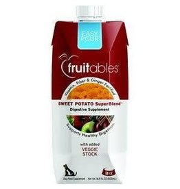 Fruitables Food Supplement Sweet Potato SuperBlend 16.9oz