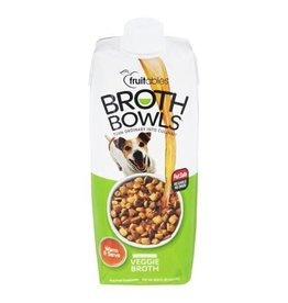 Fruitables Broth Bowl Veggie Broth 16oz