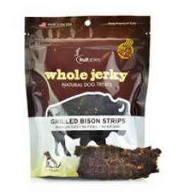 Fruitables Jerky Grilled Bison Strips 5oz