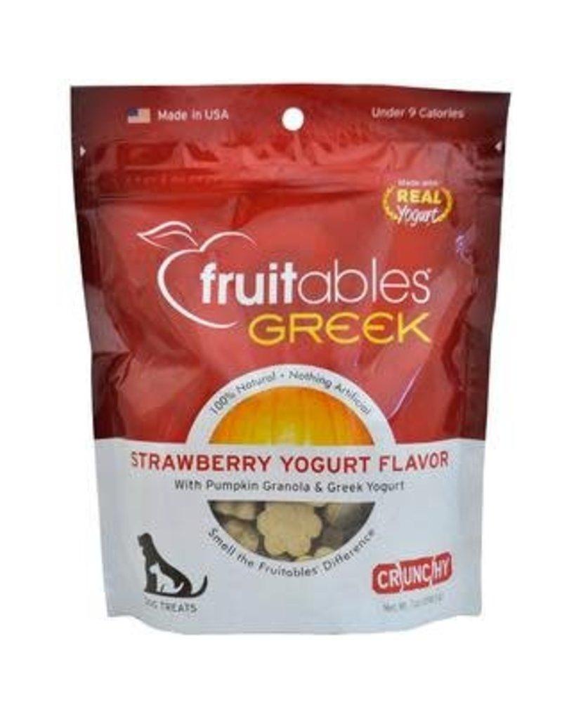 Fruitables Greek Yogurt Strawberry 7oz