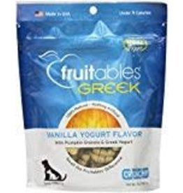 Fruitables Greek Yogurt Vanilla 7oz
