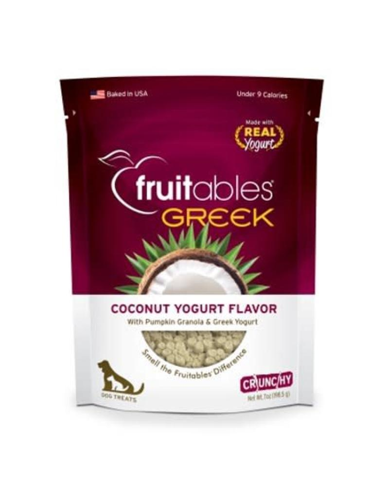 Fruitables Greek Yogurt Coconut 7oz