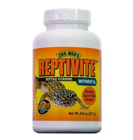 Zoo Med Laboratories ReptiVite without D3 8oz
