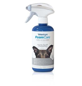 Vetericyn FoamCare Medicated Shampoo 16oz